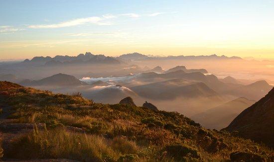 Parque Nacional da Serra dos Órgãos: 1