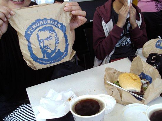 Fergburger : Yummy!