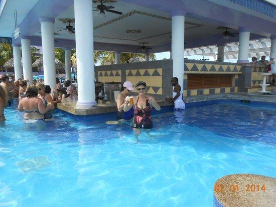 Hotel Riu Montego Bay: Drinks!