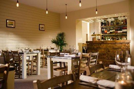 Brunel's Restaurant: Brunel's Main Room