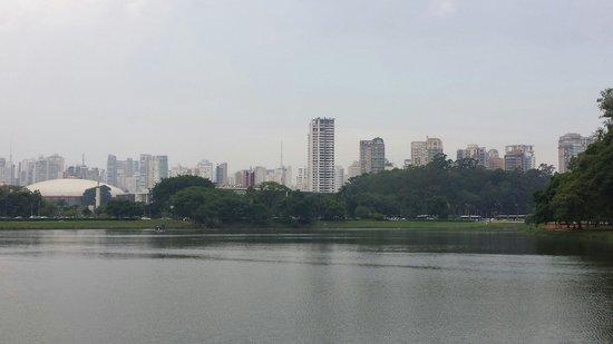 Parc d'Ibirapuera : Lake