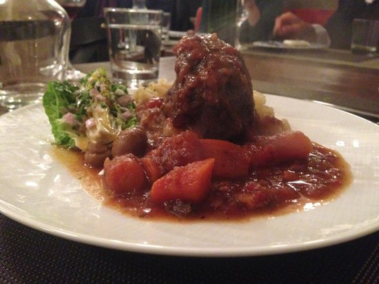 Reed : Ox Cheek was great too