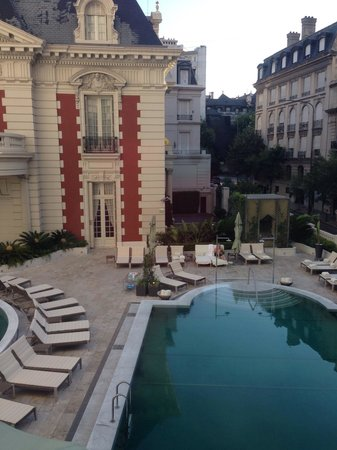 Four Seasons Hotel Buenos Aires: Pool