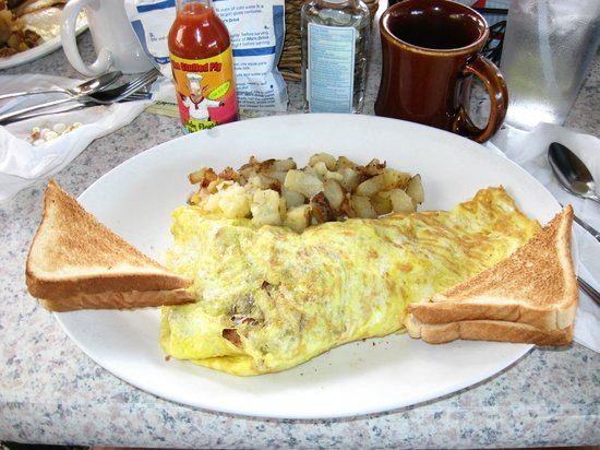 The Stuffed Pig : omelet