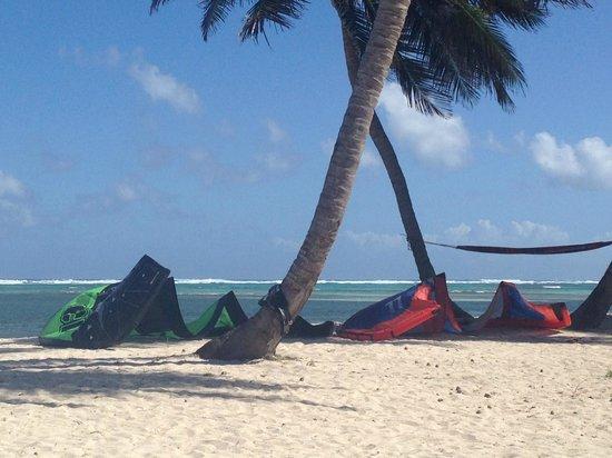 Bavaro Kite School : Cabeza de Toro / Felipe's Beach