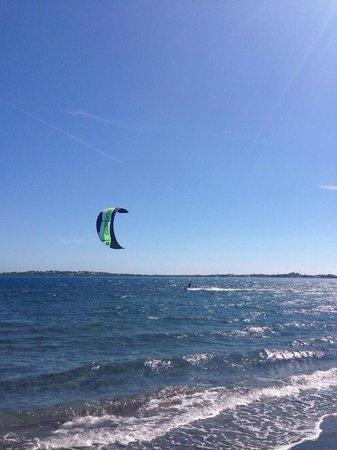 Bavaro Kite School : Las Salinas Bay