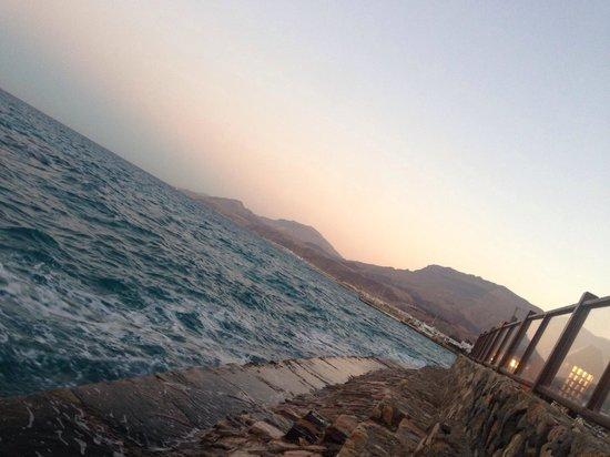 Movenpick Resort El Sokhna: From piscine island