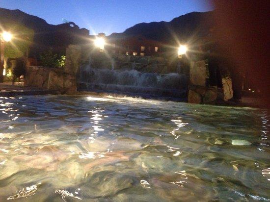 Movenpick Resort El Sokhna: Part of the lake