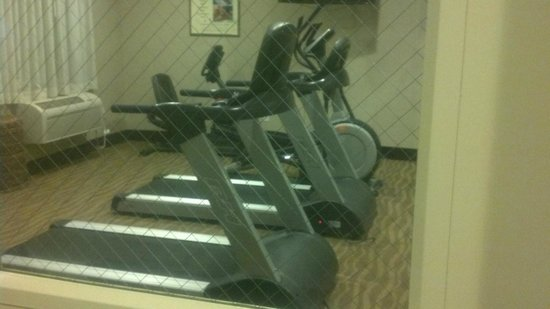 Holiday Inn Express Hotel & Suites Los Angeles Airport Hawthorne : fitness center