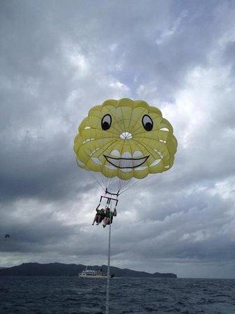 Henann Regency Resort & Spa: up up in the sky :)