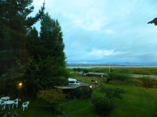 Hotel Sierra Nevada: Esta es la vista desde la habitación que tuve