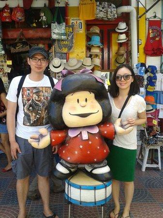 "Bonaventura Trips - Private Tours : ""With Mafalda"""