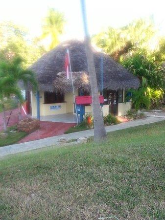 Brisas Sierra Mar Hotel: Nautical hut
