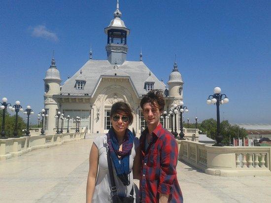 Bonaventura Trips - Private Tours : At the Museum of Art of Tigre! // En el Museo de Arte de Tigre!