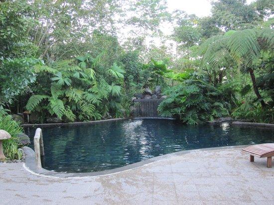 Hotel El Silencio del Campo: Fabulous hot spring pools