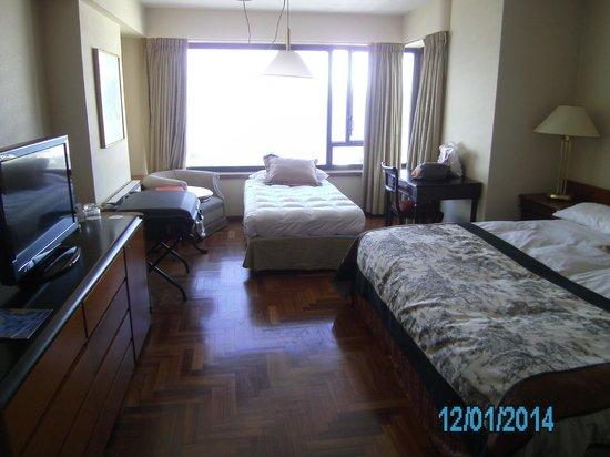 Panamericano Bariloche: Foto de la habitación triple