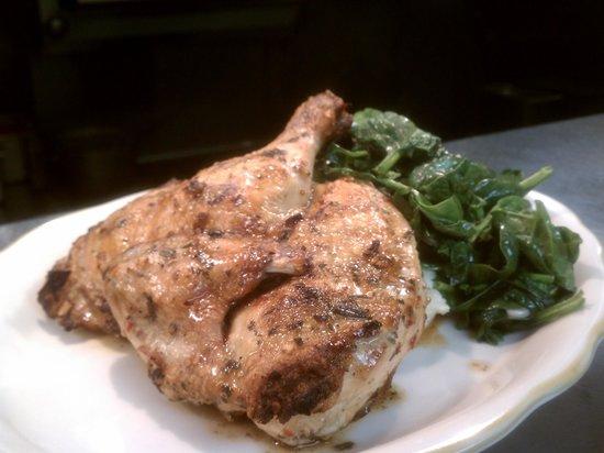 Kim Marie's Eat N Drink Away: roasted chicken
