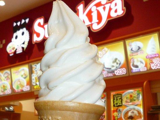 Sugakiya (New Sakae B2): ソフト