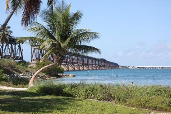Bahia Honda State Park and Beach: la nature a repris le dessus.