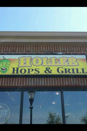 Holler Hops and Grill