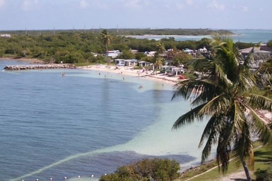 Bahia Honda State Park and Beach: les plages