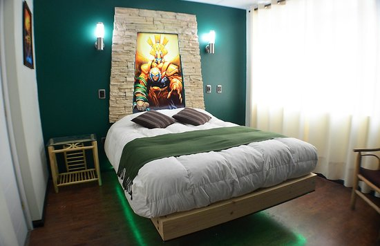 Wifala Hotel Tematico: Habitacion Pachatusan