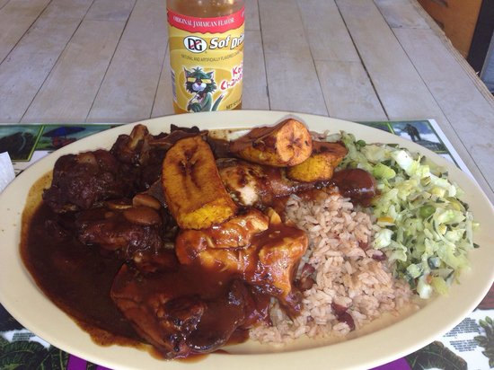 Photo of Caribbean Restaurant Island Spice Jamaican Restaurant at 2820 Market St, San Diego, CA 92102, United States