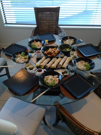 Golden Lotus: My own vietnamese Banquet in New Zealand thanks to Linh