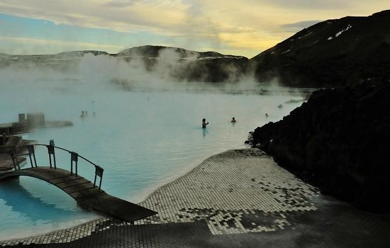 Blue Lagoon Mineral Hot Springs