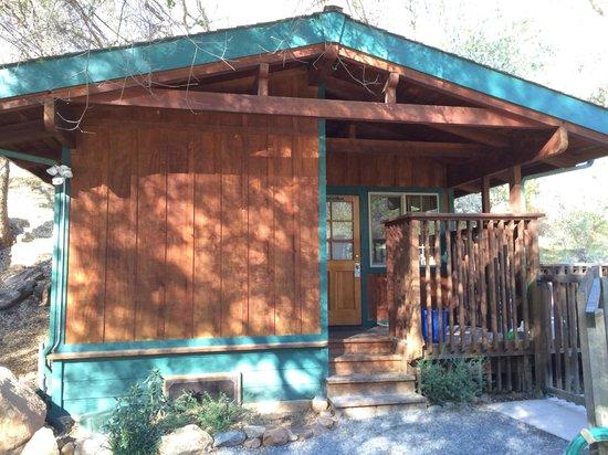 Buckeye Tree Lodge: Hummingbird