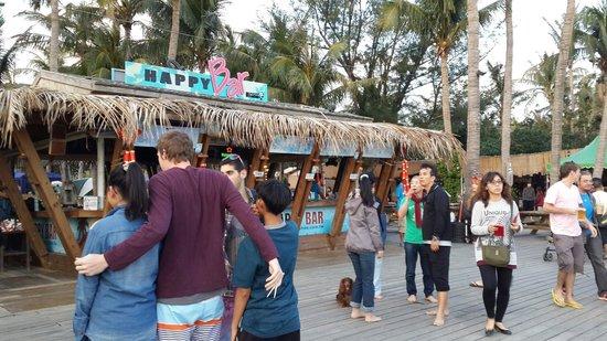White Sand Bay : 快樂熊貓露營區