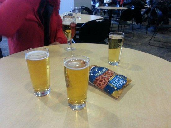 Budweiser Brewery Experience: 맛있는 맥주 시음