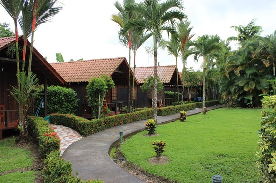 Arenal Green Hotel: Cabins
