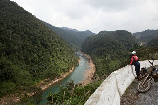 Hoi An Motorbike Adventures: Gorgeous river view