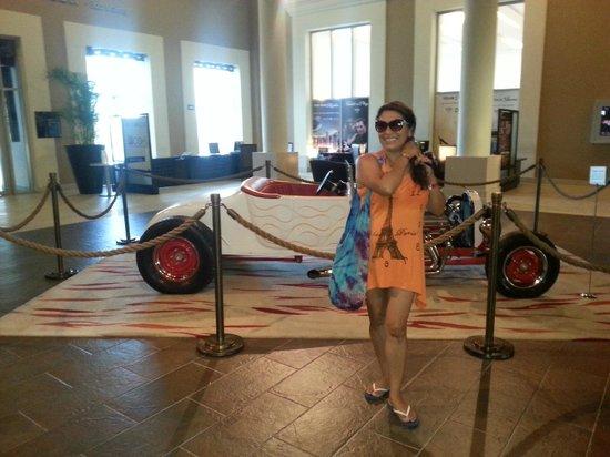 Hard Rock Hotel & Casino Punta Cana: recuerdos inolvidables sala de recuerdos artistas