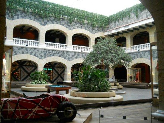 Hard Rock Hotel Riviera Maya : Hacienda Lobby