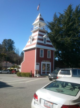 Old Town Auburn : auburn- old firehouse