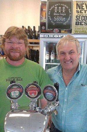 Pembroke Wines & Spirits: The legend behind the beer