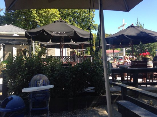 The Fork and Tap: Courtyard