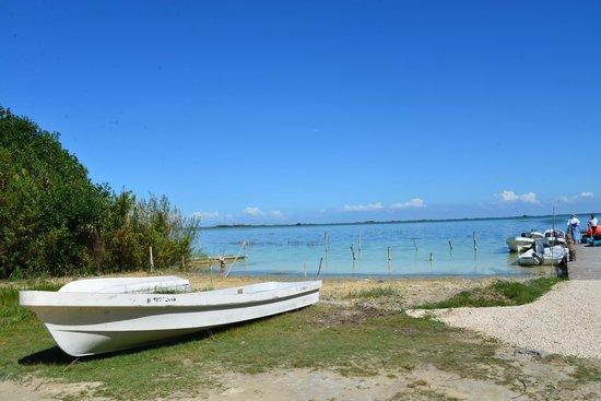 Muyil lake