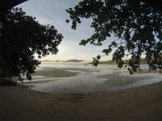 El Rio y Mar Resort: view from our room