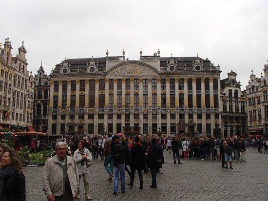 Gran Plaza: Grand-Place