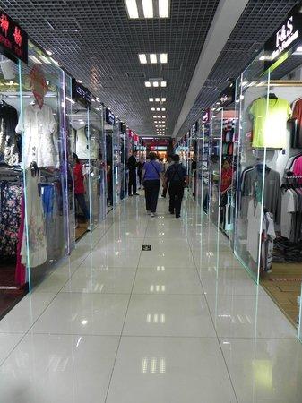 New Silk Alley Market (Xiu Shui) : The New Silk Market