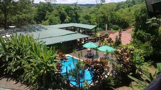 Jasy Hotel: vista desde balcon