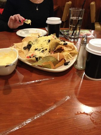Holiday Inn Frisco - Breckenridge: Disappointing nachos
