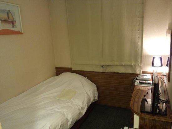 Sole Inn Hotels: 部屋が寒い