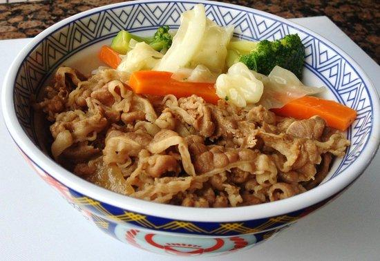 Yoshinoya: Beef Bowl