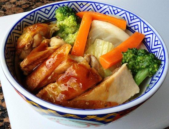 Yoshinoya: Teriyaki Chicken