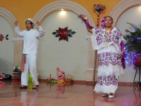 Hacienda Xaybe'h: シャイベのショー