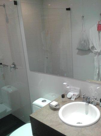 Celebrities Suites: baño